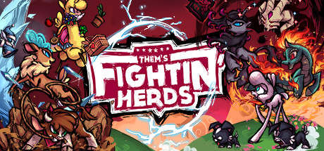 Them's Fightin' Herds sur PC