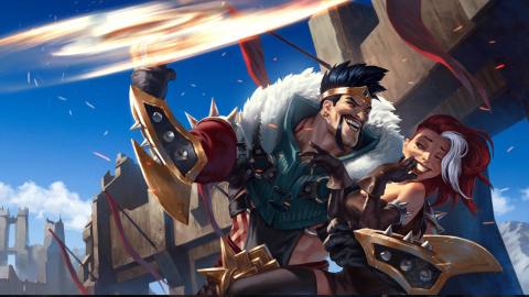 Legends of Runeterra : Hearthstone n'a qu'à bien se tenir !