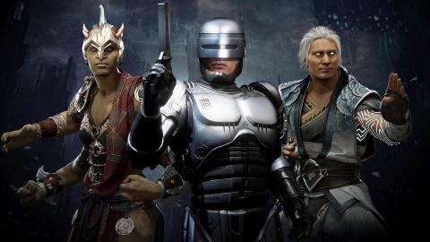 Mortal Kombat 11 : Aftermath - Une édition physique prévue en Amérique du Nord