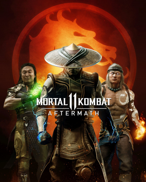 Mortal Kombat 11 : Aftermath sur PS4