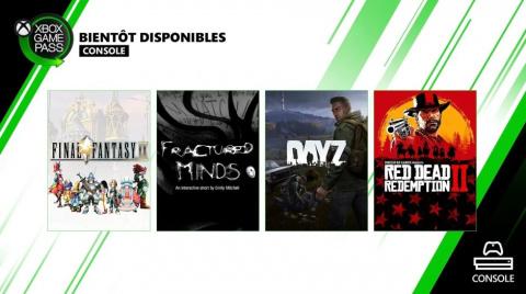Xbox Game Pass : Final Fantasy IX, Red Dead Redemption 2... le programme de mai se précise