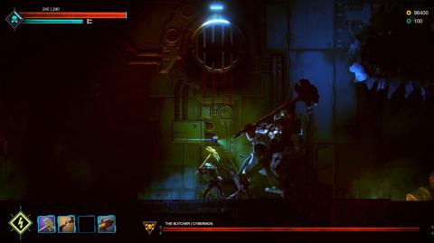 Dark Light : Un platformer de science-fiction en early access demain sur Steam