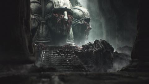 Scorn : 13 minutes de gameplay dévoilées chez GameSpot