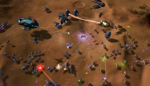Ashes of the Singularity : Escalation gratuit pour une durée limitée sur Humble Bundle