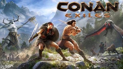 Conan Exiles - Architects of Argos sur PS4