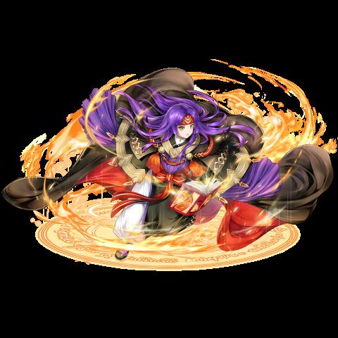 Fire Emblem Heroes : Sanaki aura le droit à sa version Resplendissante en mai