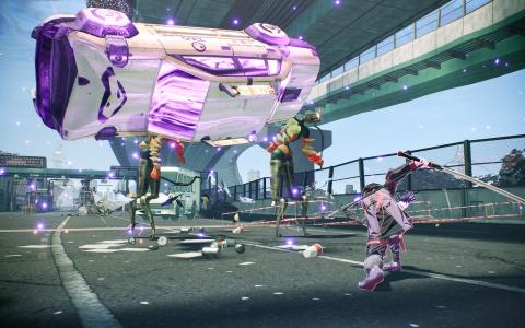 Scarlet Nexus sortira également sur PC et PlayStation 5