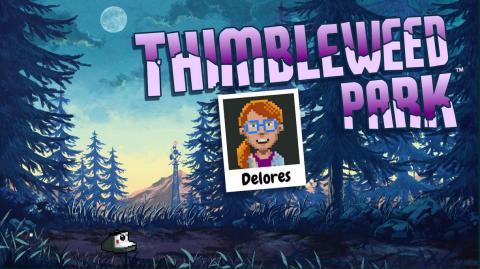 Delores : A Thimbleweed Park Mini-Adventure sur PC