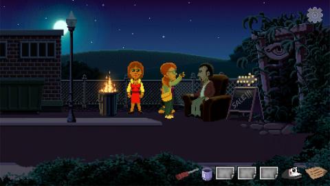 Delores : A Thimbleweed Park Mini-Adventure débarque gratuitement sur PC et Mac