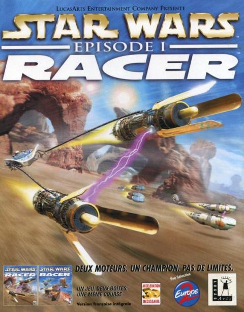 Star Wars Episode I : Racer sur PS4