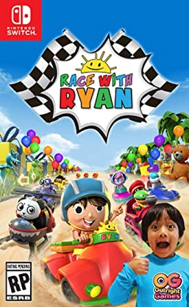 Race with Ryan sur Switch