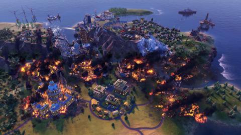 Civilization VI : 2K annonce un Season Pass contenant six DLC