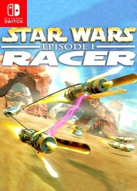 Star Wars Episode I : Racer sur Switch