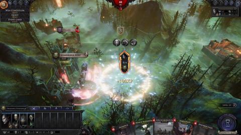 Immortal Realms : Vampire Wars - Le tactical date sa sortie sur consoles et PC