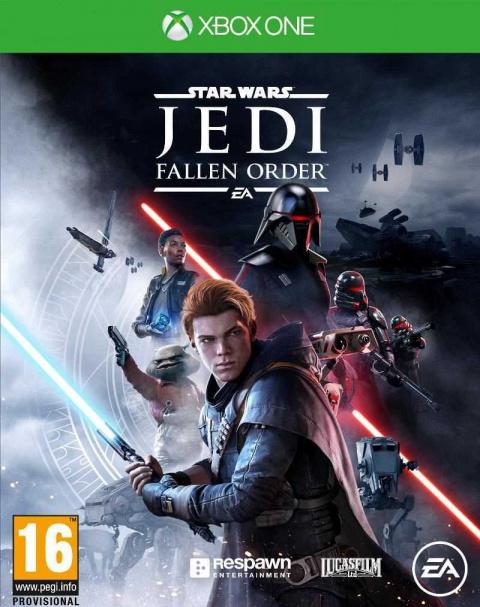 Star Wars Jedi : Fallen Order sur ONE