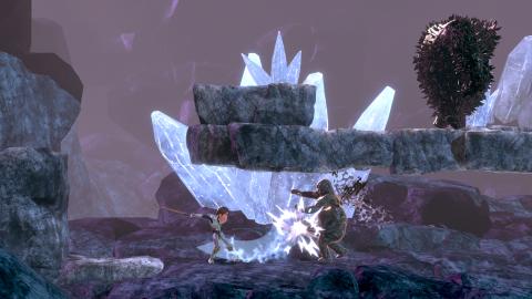 Bandai Namco annonce Chasseurs de Trolls, Protecteurs d'Arcadia
