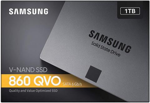SSD Samsung en promotion à -29% chez Boulanger