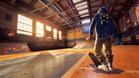 Tony Hawk's Pro Skater 1+2 en approche sur Switch ?