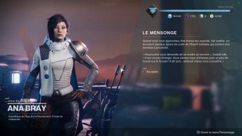 """Destiny 2 """"Le Mensonge"""" : notre guide du nouvel événement communautaire - MàJ"""