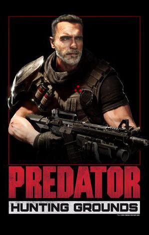 Predator : Hunting Grounds - Schwarzy est prêt à détrousser du Predator