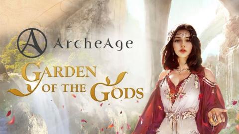 ArcheAge : Unchained - Le Jardin des Dieux sur PC