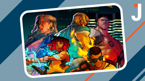 Le Journal du 14/05/20 : Streets of Rage 4, résultats financiers de Sony et Microsoft, démo d'Unreal Engine 5 ...