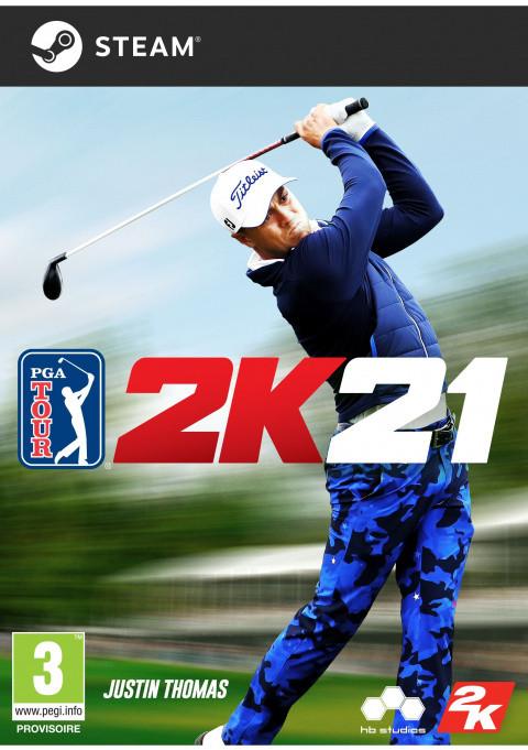PGA Tour 2K21 sur PC