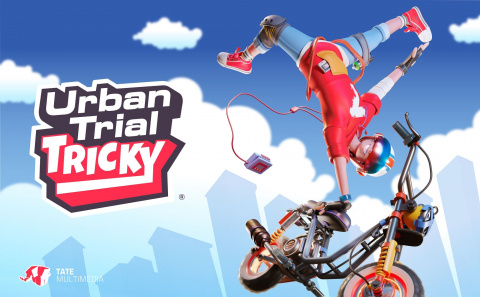 Urban Trial Tricky sur Switch