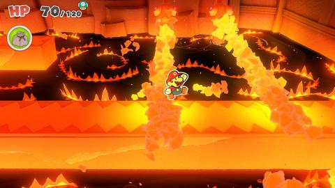 Paper Mario : The Origami King annoncé pour le 17 juillet sur Nintendo Switch