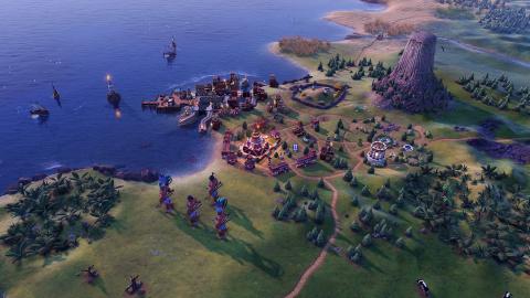 """Civilization VI : Le Pass New Frontier dévoile son pack """"Maya et Grande Colombie"""""""