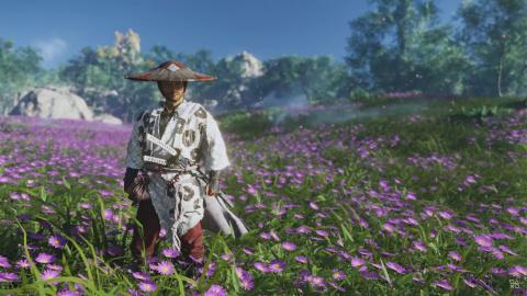 """Ghost of Tsushima : """"Nous voulions que les joueurs regardent le monde, pas l'interface"""""""