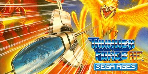 Sega Ages : Thunder Force AC sur Switch