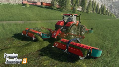 Farming Simulator 19 : De nouvelles machines avec le DLC Kverneland & Vicon