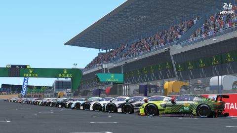 24 Heures du Mans : une édition virtuelle aura lieu en juin sur le jeu rFactor 2
