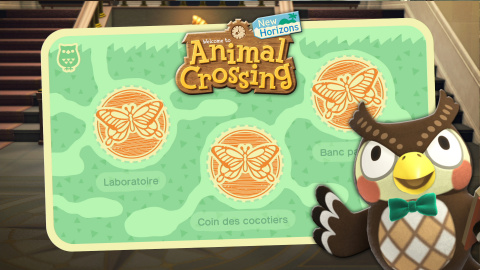 Animal Crossing New Horizons, Rallye Tampons du musée : notre guide