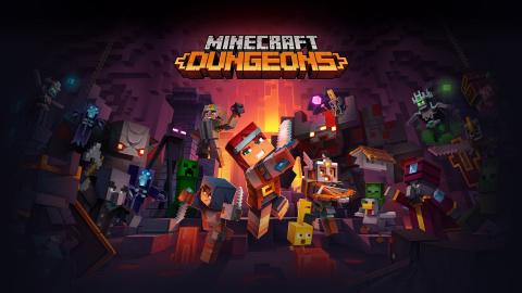 Minecraft Dungeons : votre prochaine aventure vous attend dans le Xbox Game Pass