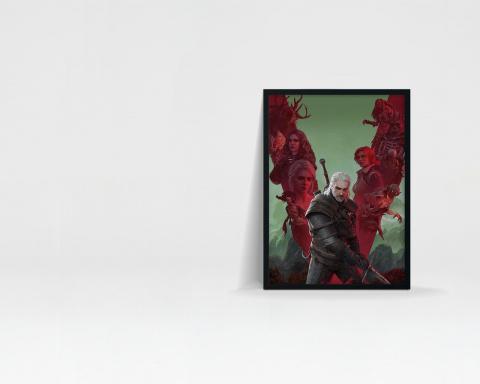 The Witcher 3 : Wild Hunt fête ses 5 ans avec des réductions et un poster premium