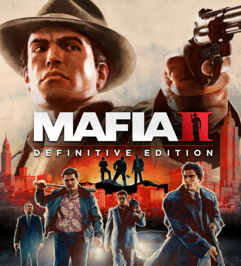 Mafia II : Definitive Edition sur PS4