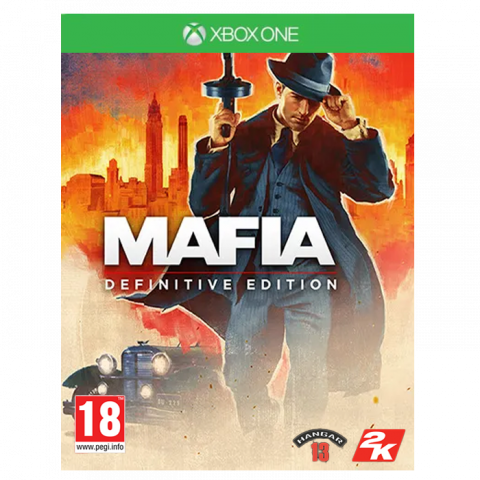 Mafia : Definitive Edition sur ONE
