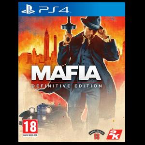 Mafia : Definitive Edition sur PS4