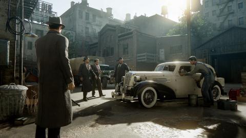 Promo Fnac: Mafia Definitive Edition en réduction de 25%