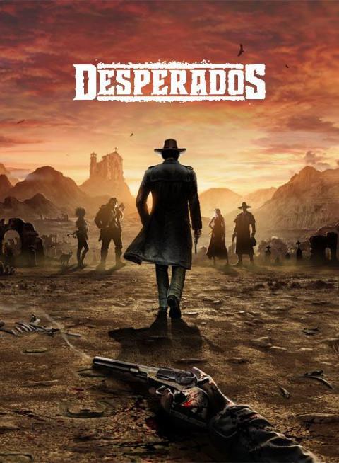 Desperados III sur PS4