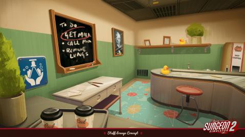 Surgeon Simulator 2 : Une alpha fermée prévue ce week-end