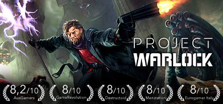 Project Warlock sur PS4