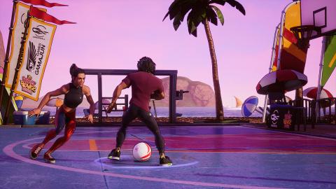 Street Power Football présente ses modes de jeu