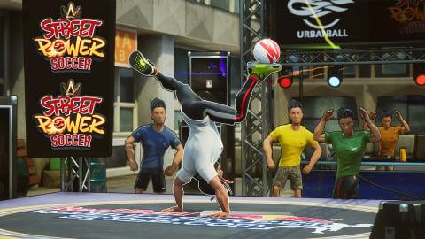 Street Power Football : le jeu de foot freestyle sortira le 25 août