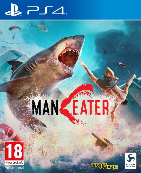 Maneater sur PS4
