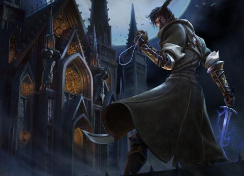 The Last Faith sur PS4