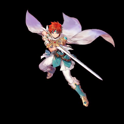 Fire Emblem Heroes : Roy sera bientôt Resplendissant