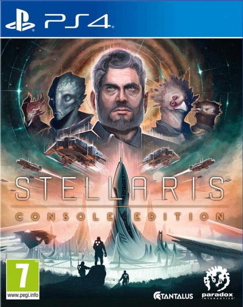 Stellaris sur PS4
